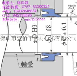 供应注塑机油封日本阪上PDU密封件