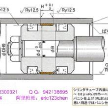 供应液压油缸日本NOKWR型密封件