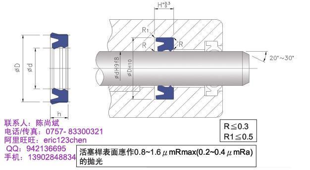 供应注塑机油封鼎基DZD-3密封件