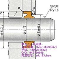 供应压路机油封日本NOK LBI密封件,往复用防尘油封