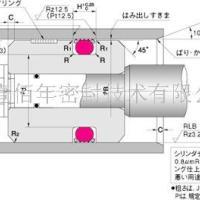 供应注塑机油封日本NOKSPGC密封件