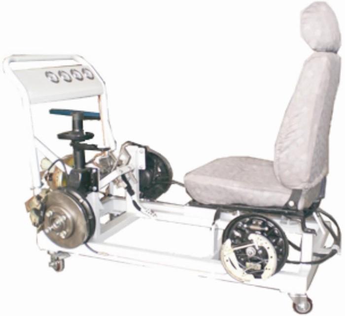 液压制动系统实验台