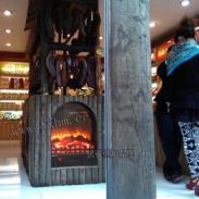 都江堰壁炉图片