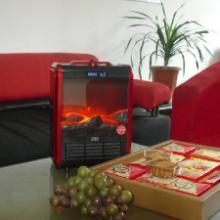 中秋教师节、重阳国庆节、元旦圣诞节、春节团购礼品台式壁炉取暖器