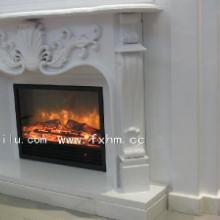 供应四川成都温江花土小区壁炉安装案例