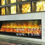 免费拨4008088838定制伏羲酒店壁炉图片