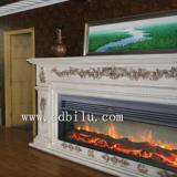 伏羲品牌電壁爐設計壁爐電壁爐壁爐架