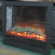 炉膛墙砖真火电壁炉图片
