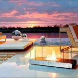 供应景观酒精壁炉;设计;装修;壁炉;现代;创意;灯饰;休闲区;沙发