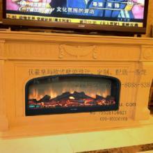 供应定制弧型电壁炉;欧式壁炉定做;成都壁炉设计装饰