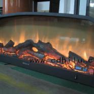 成都欧式壁炉图片