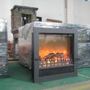 广州壁炉供货工厂图片