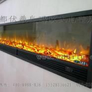 深圳香密湖高尔夫超长伏羲皇玛壁炉图片
