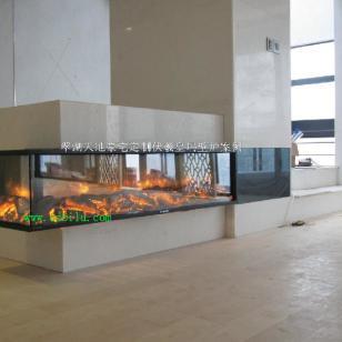 CBD核心酒店商务壁炉图片