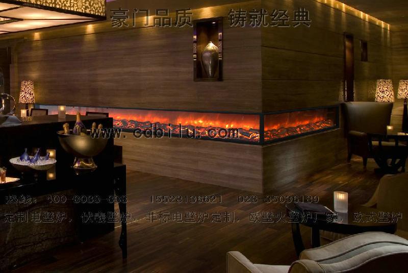 供应酒店壁炉;15米长电壁炉;15米火焰壁炉;伏羲电壁炉;定制壁炉