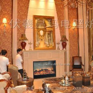 酒店壁炉设计图片