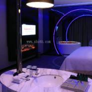 深圳摩登克斯酒店伏羲电壁炉图片