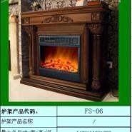 丽江酒店宾馆客房欧式壁炉设计定制图片