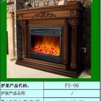 供应丽江酒店宾馆客房欧式壁炉设计定制