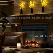 重庆壁炉LED火焰图片