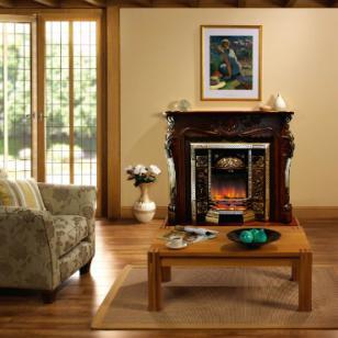 汀普莱斯电壁炉图片