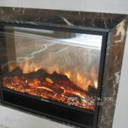 柏拉图国际奢华家居定制伏羲壁炉图片