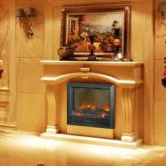 好饰家欧式建材饰品品牌奢侈壁炉图片