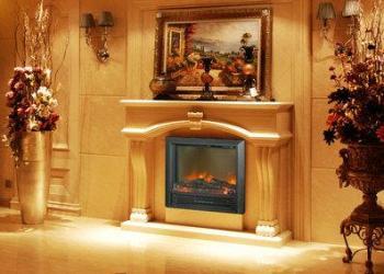 好饰家欧式建材饰品品牌壁炉图片