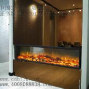 中国非标电壁炉专业定制工厂图片