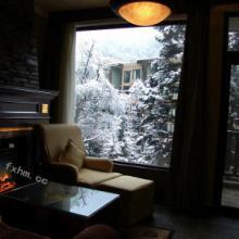 供应窗外大雪飞舞室内暖融融的壁炉;伏羲壁炉;电壁炉;欧式壁炉;壁炉厂