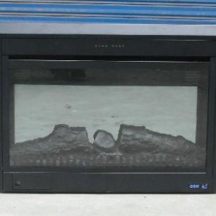 郫县现代壁炉设计定制图片
