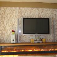 阿坝州欧式壁炉定做设计图片