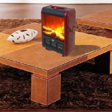 教师节中秋节、重阳国庆节、元旦圣诞节、春节团购礼品台式壁炉取暖器