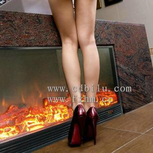 欧式伏羲电壁炉图片