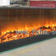 4米壁炉图片