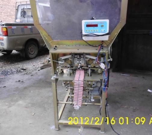顺利花炮机械厂生产供应结鞭机