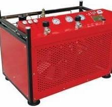 供应三级压缩空气呼吸器填充泵/箱式呼吸空气压缩机/船用消防空压机批发