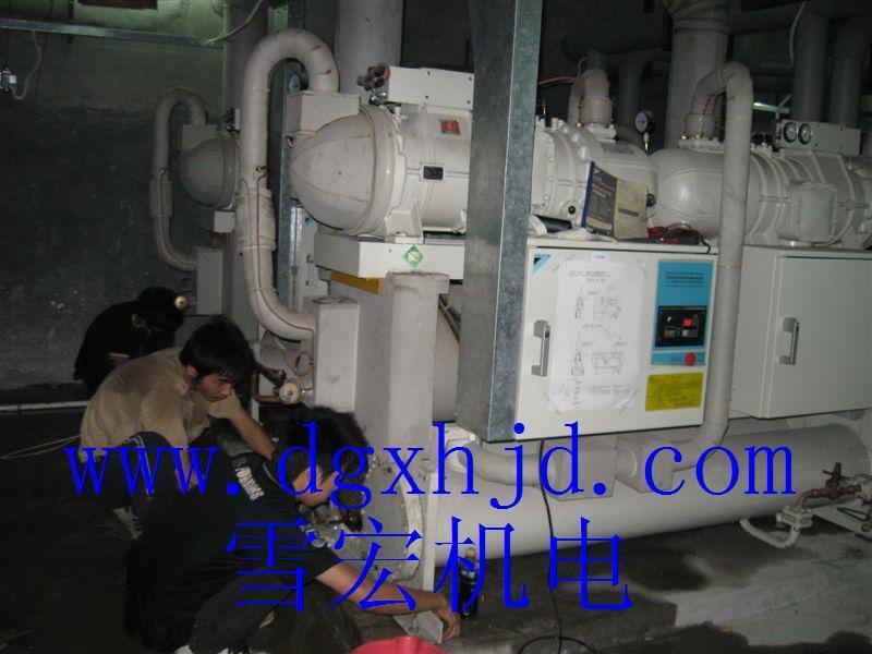 供应专业维修大金压缩机大金螺杆机维修
