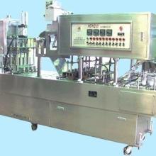 供应塑杯自动灌装封口机 全自动纸杯灌装封盖机-自动灌装封口机系列