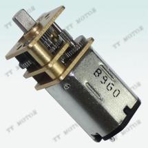智能锁减速电机  N20微型减速电机 共享单车锁用N20减速电机