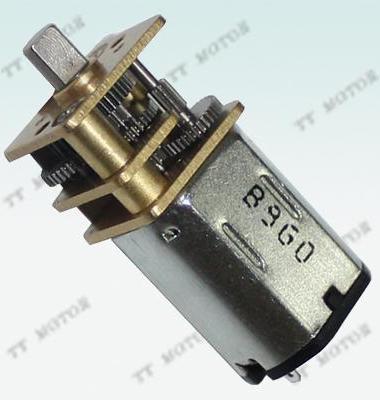 N20减速电机图片/N20减速电机样板图 (1)