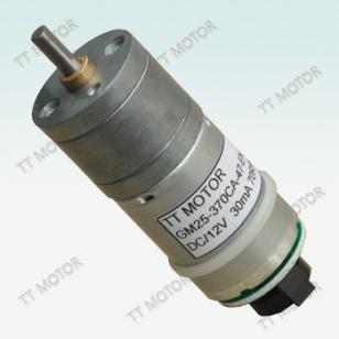 直流齿轮电机12V图片