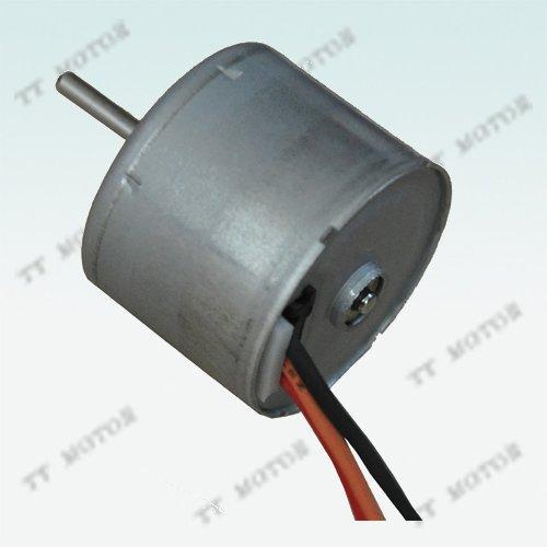 供应用于卷发器|发卡机|厨房小电器的直流无刷电机12V,