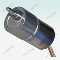 供应用于保健电器生产的37MM无刷减速电机,