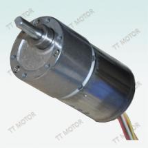 供应用于机械设备的上海37MM无刷减速电机,