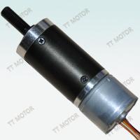 供应用于保健电器的24mm直流无刷行星齿轮减速电机, 图片|效果图