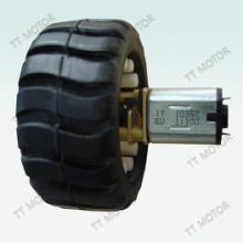 带轮胎的的N20减速电机报价
