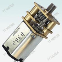 供应用于环保设备生产|小电器|电子锁的微型齿轮减速电机, 共享单车智能锁,微型齿轮减速电机图片