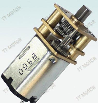 N20减速电机图片/N20减速电机样板图 (2)
