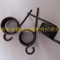 供应M18织布机配件弹簧五金弯曲滑板配